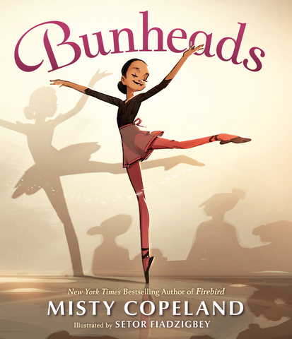 Bunheads Book Cover Image