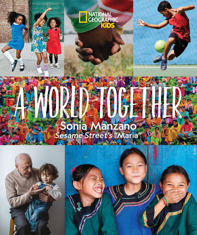 A World Together Book Cover Image