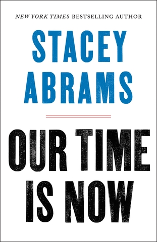Our Time is Now Book Cover Image